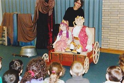 Puppenspieltheater